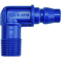 ジョプラックス(JOPLAX) 樹脂エルボプラグ JSL-03 1個 218-7701 (直送品)