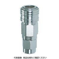 千代田通商 チヨダ CHSカップリングソケット 8X12ホース用 CHS-8H 1個 158-3964 (直送品)