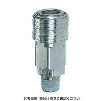 千代田通商 チヨダ CHSカップリングソケット R1/4 CHS02M 1個 158ー3981 (直送品)