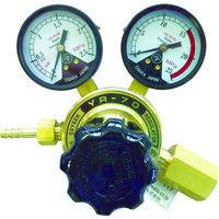 ヤマト産業 全真鍮製酸素調整器 YR-70(関東式) N-YR70-E 1個 281-6172 (直送品)
