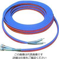ヤマト産業 OKホース 10m(ナット式) HN-10 1巻 126-9127 (直送品)