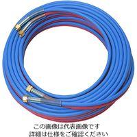 ヤマト産業 ヤマト OKホース 20m(ナット式) HN20 1巻 126ー9135 (直送品)