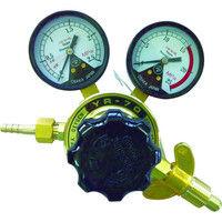 ヤマト産業 全真鍮製酸素調整器 YR-70(関西式) N-YR70-W 1個 281-6181 (直送品)