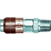 日東工器 ミニコック CC33SM 1個 113ー0218 (直送品)