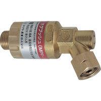 ヤマト産業 ヤマト マグプッシュ(乾式安全器)アセチレン用 MPF1 1個 298ー5586 (直送品)