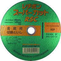 日本レヂボン スーパーカットRSC 205×2.0×22 40P RSC20520-40 1セット(10枚) 296-7235 (直送品)