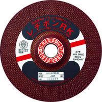 日本レヂボン 高速度用といしRK 180×6×22.23 A24P RK1806-24 1セット(25枚) 296-6204 (直送品)