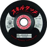 日本レヂボン スキルタッチS 100×2×15 WA60 SKL1002-WA60 1セット(20枚) 296-6336 (直送品)