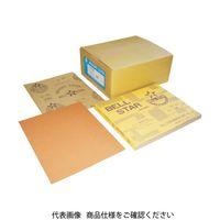 ベルスター研磨材工業 洋紙研磨紙50枚入#80 YBS-80S 1冊(50枚) 308-7620 (直送品)