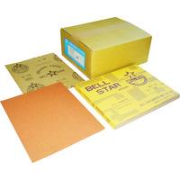 ベルスター研磨材工業 ベルスター 洋紙研磨紙50枚入#120 YBS120S 1セット(50枚:50枚入×1冊) 308ー7531 (直送品)