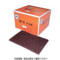 ベルスター研磨材工業 ベルスター BTXパッド#60 BTXP60 1セット(15枚入) 294ー0922 (直送品)