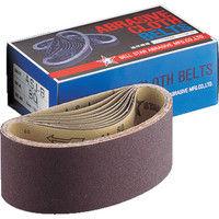 ベルスター研磨材工業 EB76ベルト#30 EB76-30 1セット(5本) 122-7645 (直送品)