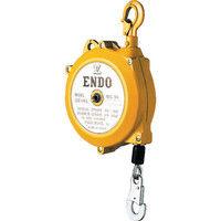 遠藤工業 ENDO トルクリール ラチェット機構付ERー5A 3m ER5A 1台 107ー4555 (直送品)