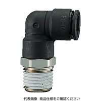 千代田通商 チヨダ ファイブメイルエルボ 4mm・R1/8 F4-01ML 1個 158-4375 (直送品)