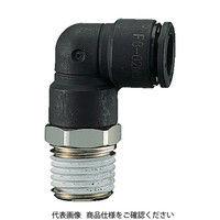千代田通商 チヨダ ファイブメイルエルボ 6mm・R1/8 F6-01ML 1個 158-4405 (直送品)