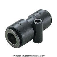 千代田通商 チヨダ フジ異径ユニオン(樹脂) 4mm/6mm 4R-06U 1個 158-8389 (直送品)