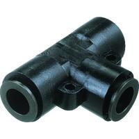 千代田通商 チヨダ フジユニオンティ(樹脂) 6mm 6R-00UT 1個 158-8532 (直送品)