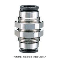 千代田通商 チヨダ ファイブバルクヘッドユニオン 6mm F600BU 1個 158ー6432 (直送品)
