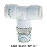 千代田通商 チヨダ ファイブメイルブランチティ W(白)8mm・R3/8 F803MTW 1個 275ー5483 (直送品)