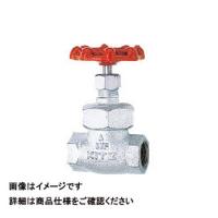 キッツ(KITZ) グローブバルブ10K 1/2 10SP-15A 1個 163-7860 (直送品)