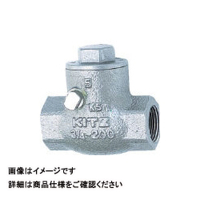 キッツ(KITZ) スイングチャッキ(10K) UO-25A 1個 163-7568 (直送品)