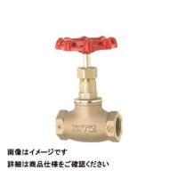 キッツ(KITZ) グローブバルブ10K #1 J-25A 1個 163-6197 (直送品)