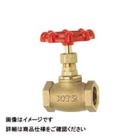 キッツ(KITZ) グローブバルブ150型 1/4 C-8A 1個 163-5603 (直送品)