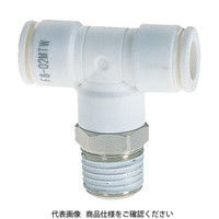 千代田通商 チヨダ ファイブメイルブランチティ W(白)6mm・R1/8 F6-01MTW 1個 275-5432 (直送品)