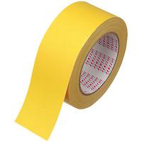【ガムテープ】カラー布テープ No.600V 0.22mm厚 50mm×25m 黄 積水化学工業 1巻