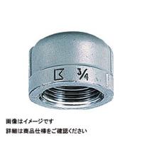 キッツ(KITZ) キッツ キャップ呼び径32A (1 1/4インチ) PC-32A 1個 164-0623(直送品)