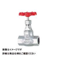 キッツ(KITZ) グローブ(10K) UJ-10A 1個 163-7207 (直送品)