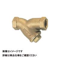 キッツ(KITZ) Y形ストレーナ 1/2 Y-15A 1個 169-2305 (直送品)
