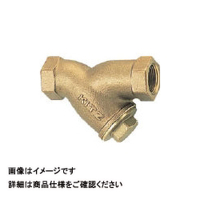 キッツ(KITZ) Y形ストレーナ 11/4 Y-32A 1個 169-2330 (直送品)
