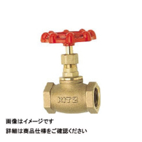キッツ(KITZ) グローブバルブ150型 11/2 C-40A 1個 163-5662 (直送品)