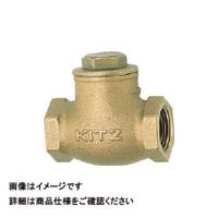 キッツ(KITZ) スイングチャッキバルブ125型 3/8 R-10A 1個 163-5999 (直送品)