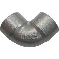 イノック イノック 90°エルボ 304LL8A 1個 175ー3509 (直送品)