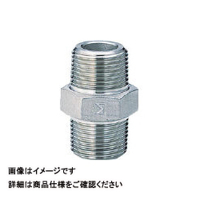 キッツ(KITZ) 六角ニップル PH-80A 1個 163-9951 (直送品)