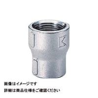 キッツ キッツ 径違いソケット PRS18A 1個 163ー9773 (直送品)