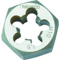 トラスコ中山 TRUSCO 六角サラエナットダイス 並目 M10X1.5 TD610X1.5 1個 328ー7718 (直送品)
