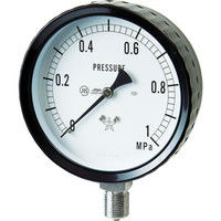 右下精器製造 ステンレス圧力計 G311-261-0.25MP 1個 332-8066 (直送品)