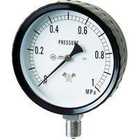 右下精器製造 ステンレス圧力計 G311-261-0.5MP 1個 332-8082 (直送品)
