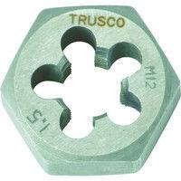 トラスコ中山(TRUSCO) TRUSCO 六角サラエナットダイス 細目 M12X1.5 TD6-12X1.5 1個 328-7611 (直送品)