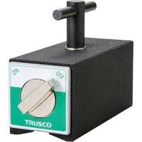 トラスコ中山 TRUSCO αマグネットホルダ ハンドル付 吸着力1300N TMH130AH 1台 329ー5206 (直送品)