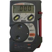マルチ計測器 マルチ コード収納機能付ポケットマルチ MCD010 1個 331ー7391 (直送品)