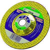 富士製砥 オフセット型切断砥石白鷺106X2.4X15 S106 1セット(10枚) 334-6773 (直送品)