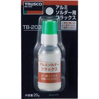 トラスコ中山(TRUSCO) アルミソルダー用フラックス 20g TRZ-203 1個 329-1545 (直送品)