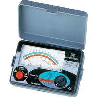 共立電気計器 KYORITSU アナログ接地抵抗計(ソフトケース) MODEL4102A 1個 337-5773 (直送品)