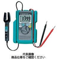 共立電気計器 KYORITSU AC/DCクランプ付デジタルマルチメータ MODEL2001 1個 337ー5731 (直送品)
