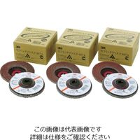 スリーエム ジャパン 3M セラミックデイスク 957A 60 15MM 957A60 1セット(5枚入) 327ー4811 (直送品)
