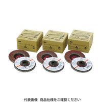 スリーエム ジャパン 3M セラミックデイスク 957A 80 15MM 957A80 1セット(5枚入) 327ー4829 (直送品)
